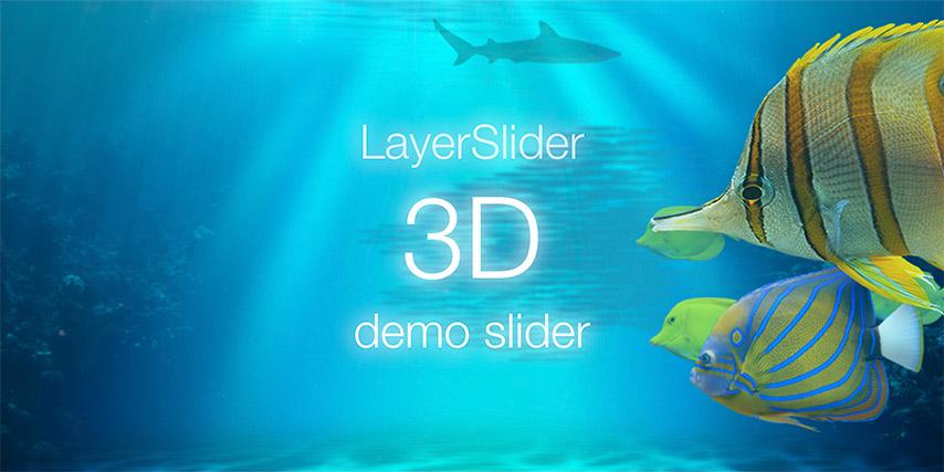 دمو اسلایدر LayerSlider v4 لایراسلایدر