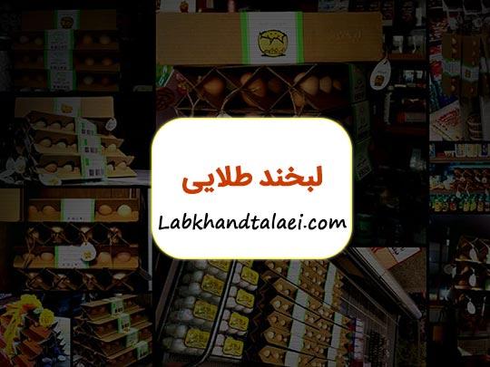 طراحی سایت دو زبانه لبخند طلایی