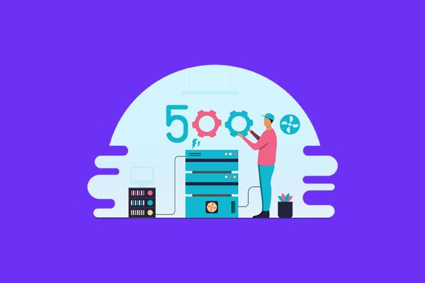 آموزش رفع خطای 500 یا Internal Server Error