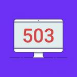 آموزش رفع خطای 503 در وردپرس