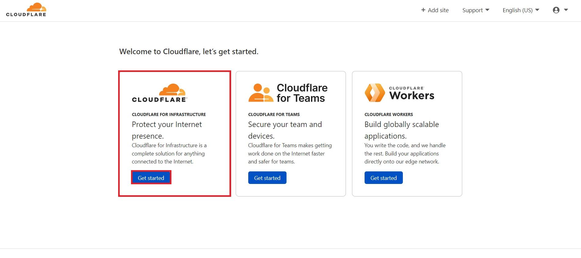 آموزش فعالسازی CloudFlare