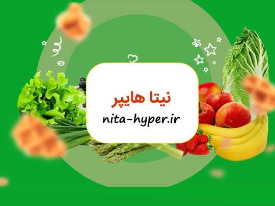طراحی سایت نیتا هایپر